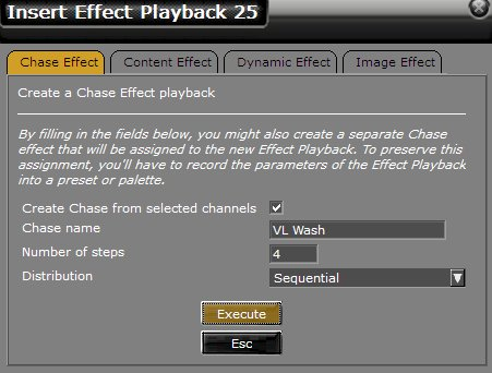 Insert Effect Playback 25