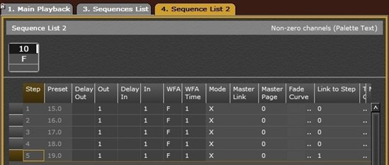 Sequence List Master
