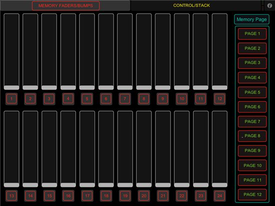 Smartfade touchosc layouts for Touchosc templates ableton