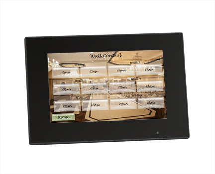 Paradign-Touch Screen Black rt