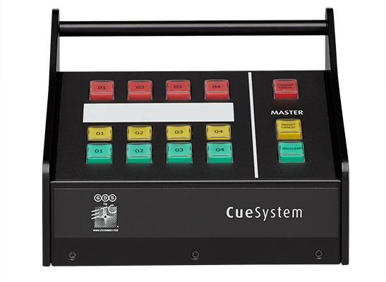 CueSystem 4way Desktop front