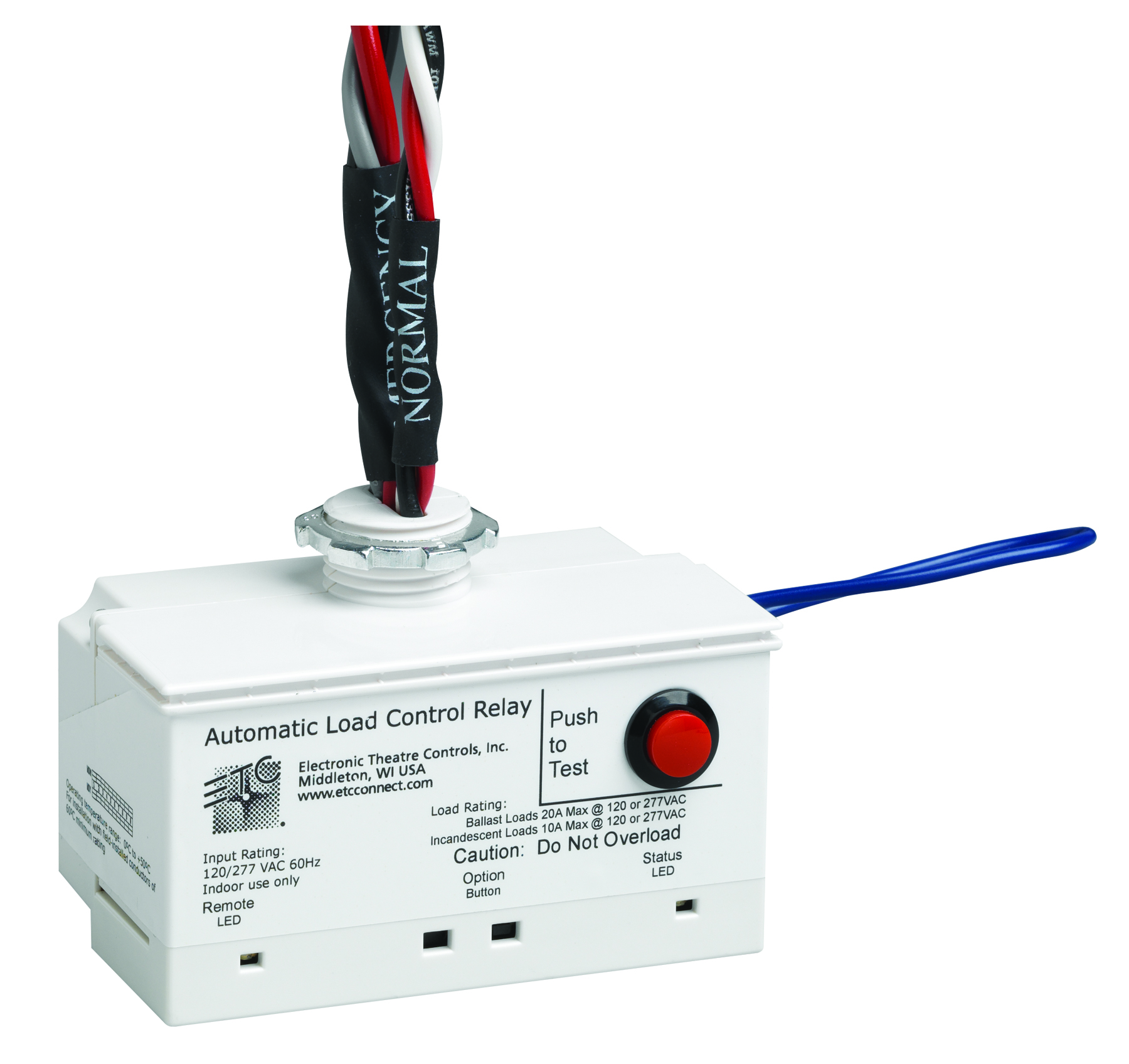 Automatic Load Control Relay Alcr Electronic Ballast Rated High Res Image 300cmyk