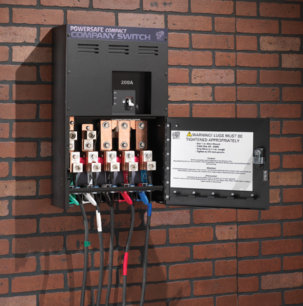 PowerSafe Compact Company Switch
