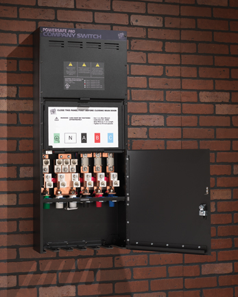 PowerSafe Pro Company Switch
