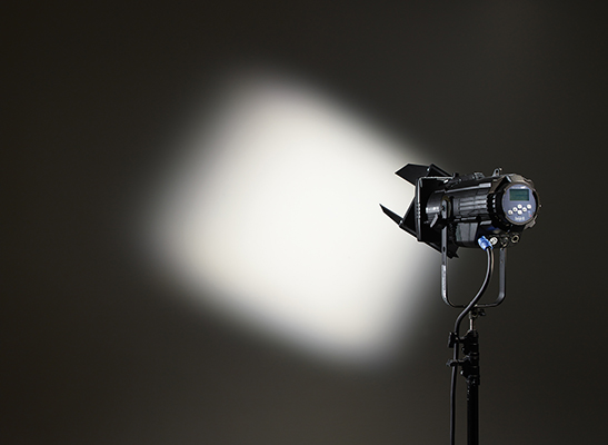 Source Four LED Fresnel Adapter