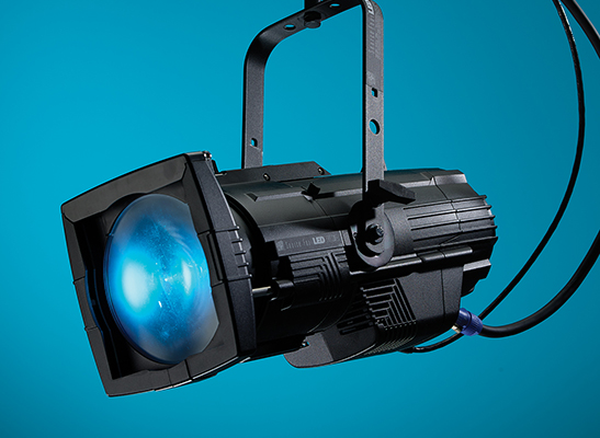 Source Four LED Fresnel Adapter - glam product shot