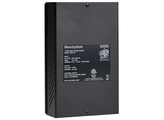 Blue system power supply
