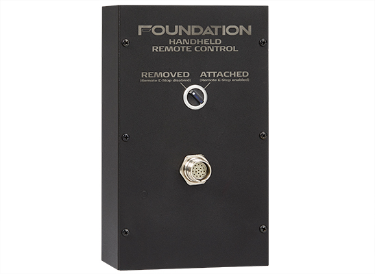 Foundation Handheld Remote Control