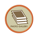 CUE Photo Gallery Badge