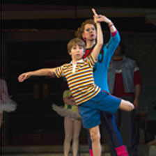 Billy Elliot London makes the leap to ETC Ion®