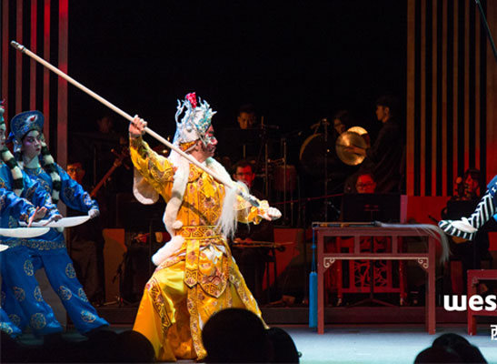 ETC LED luminaires help revive Cantonese opera in Hong Kong