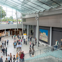 ETC LEDs help highlight Van Gogh Museum's new entrance building