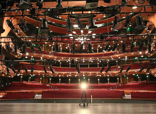 The Ellie Caulkins Opera House gets a 'transplant'
