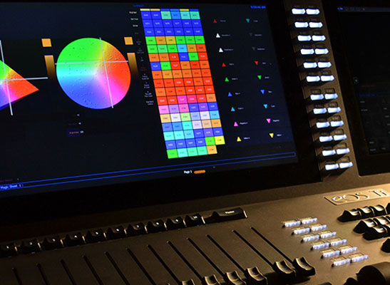 ETC's Eos color controls named Live Design Lighting Control Product of the Year