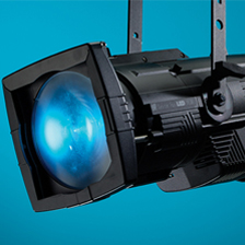 ETC adds Fresnel adapter to Source Four LED family