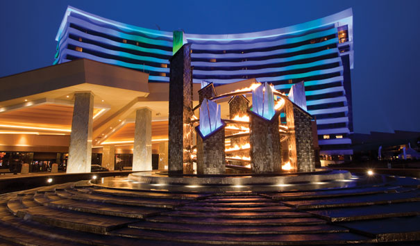 ETC Mosaic controls Choctaw Casino's spectacular special effects