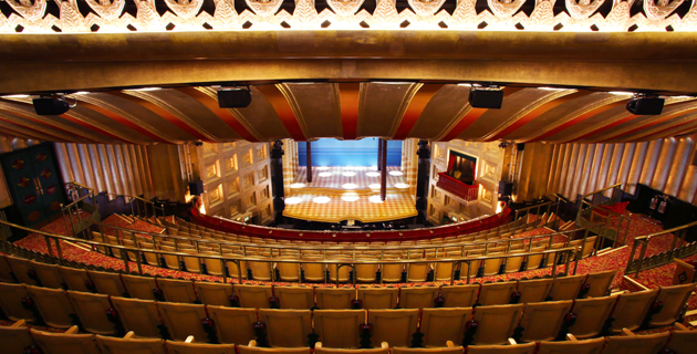 Frosted Light Bulbs >> GDS ArcLamp pioneers the way forward at the Savoy Theatre