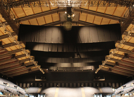 GDS ArcSystem fills Wembley Arena with efficient light