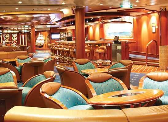 Cruise Ship Lounge