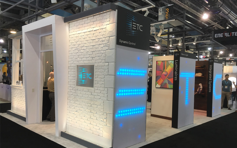 ETC at Lightfair 2019