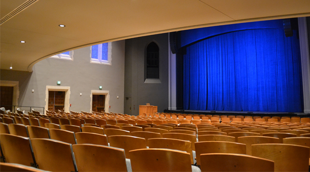 Duke University's Page Auditorium
