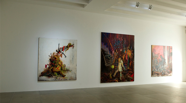 ETC at London's Blain Southern gallery