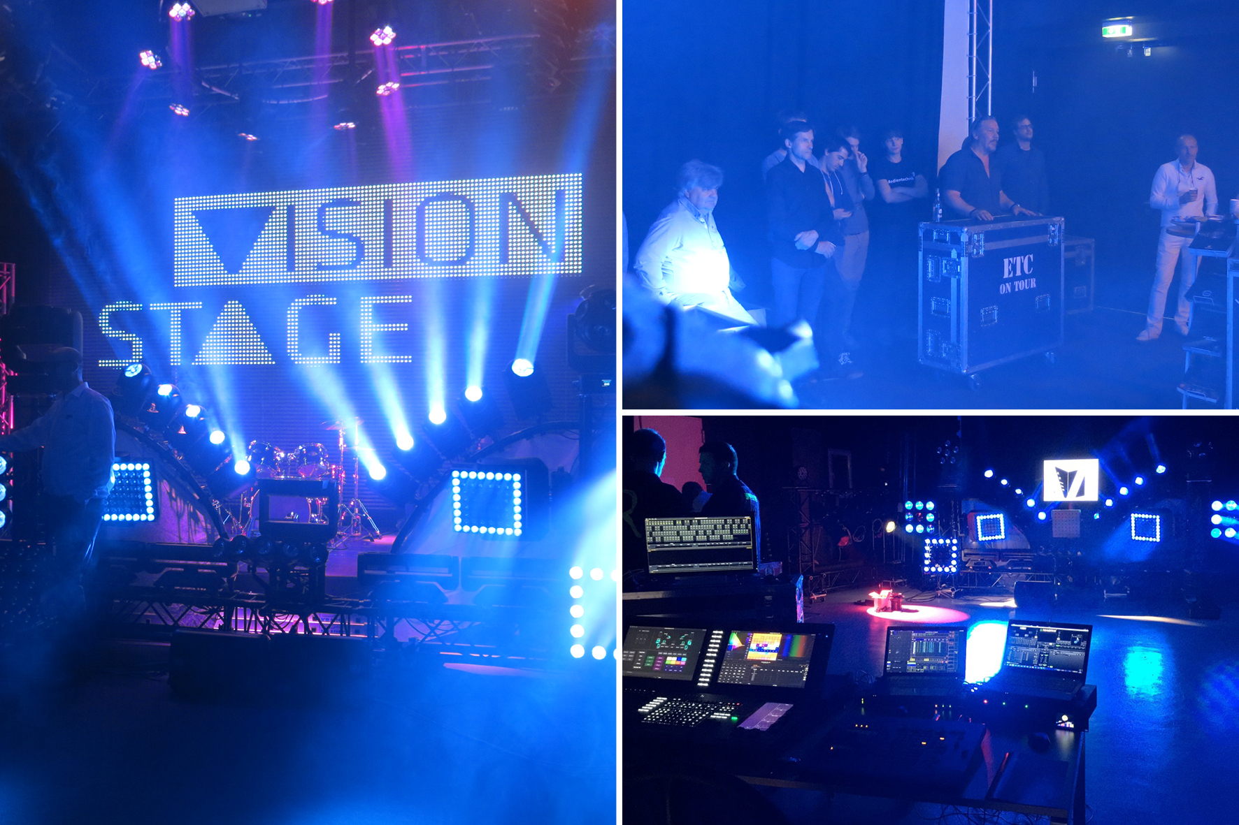Visionstage Roadshow