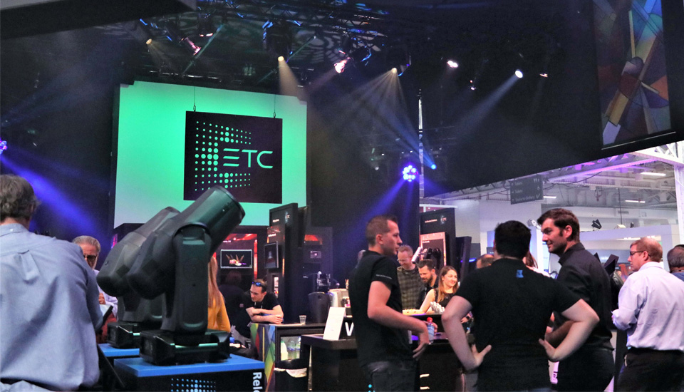 ETC and High End Systems showcase new products at PLASA 2019