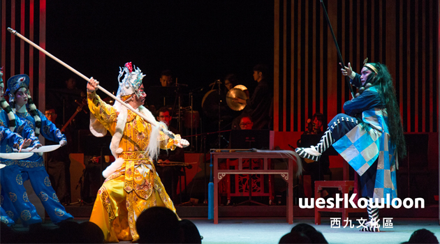 ETC LEDs in Cantonese Opera