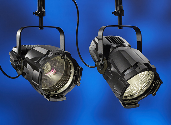 ETC's Classic Source Four PAR and PARNel fixtures, now in LED!