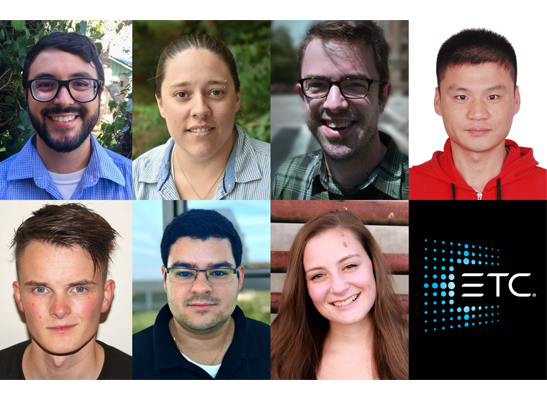ETC announces 2017 ETC LDI Student Sponsorship recipients