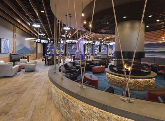 ETC's lighting controls make waves at Ocean5