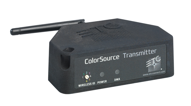 ETC's Wireless ColorSource Relay