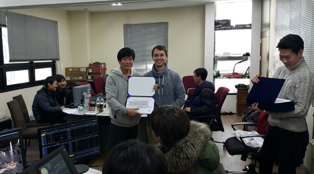 Eos Ti training, Seoul
