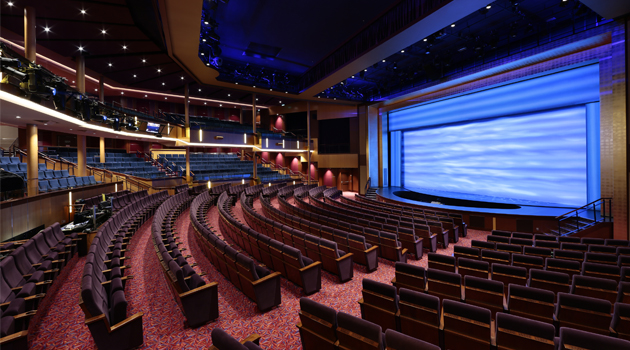 Royal Theater, Anthem of the Seas