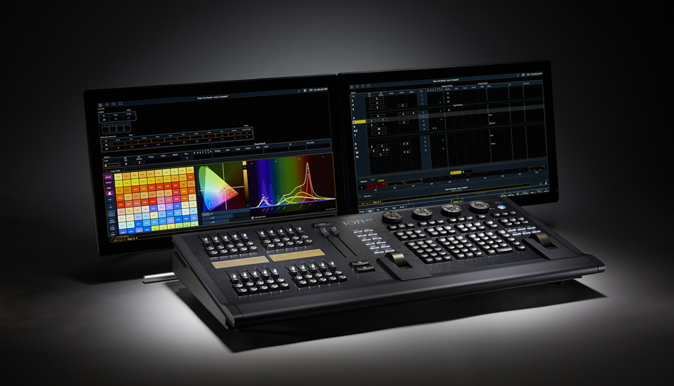 Ion Xe 20 Console