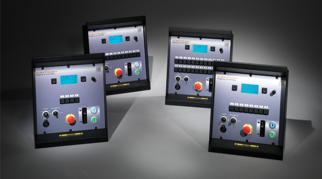 ETC QuickTouch rigging controls