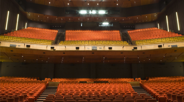 Solaire Theatre, Manila, the Philippines