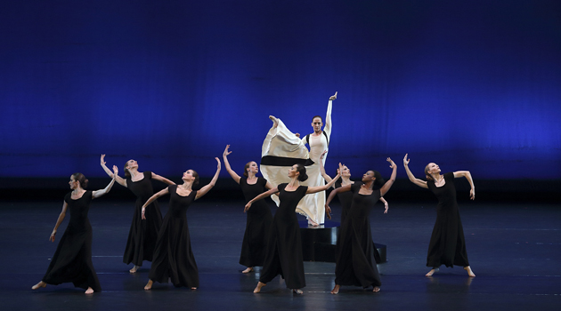 Martha Graham Company at Shanghai Grand Theatre