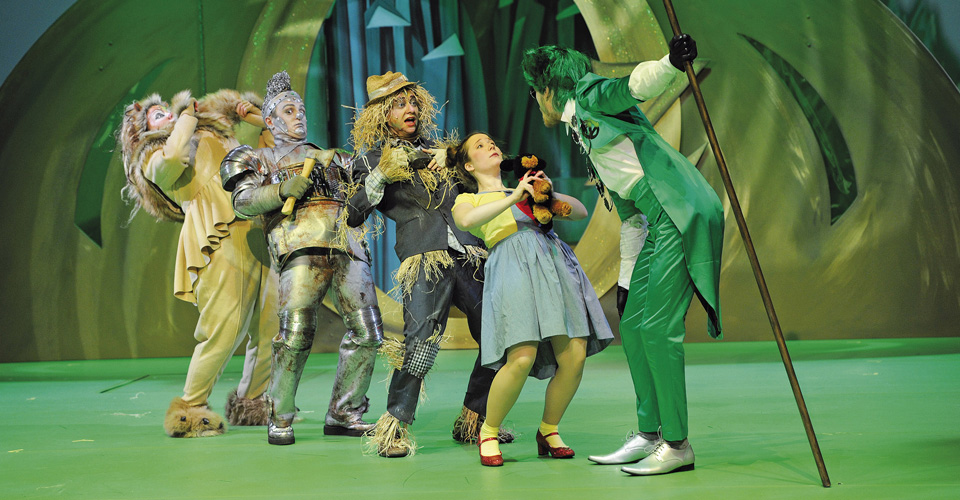 Musical Wizard of Oz