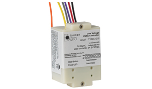 Low-Voltage Heating Controller
