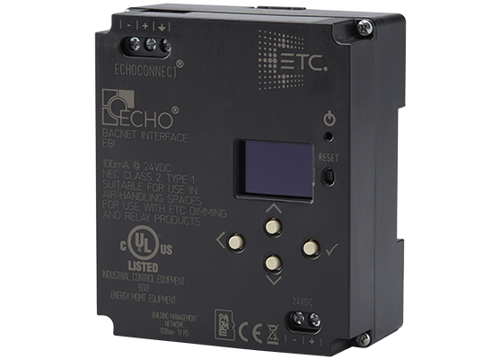 Echo BACnet Interface