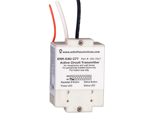 Active Circuit Transmitter Repeater