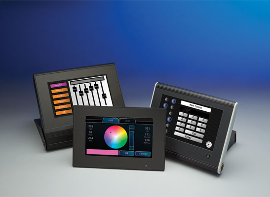 Touchscreen Stations