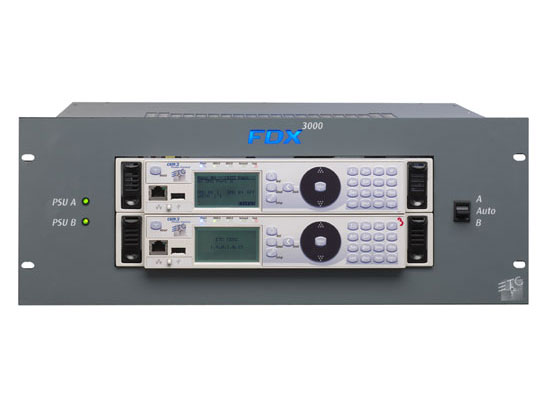 FDX3000 power control system