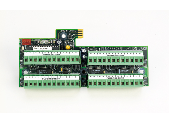 Legacy Unison Fluorescent Option Module