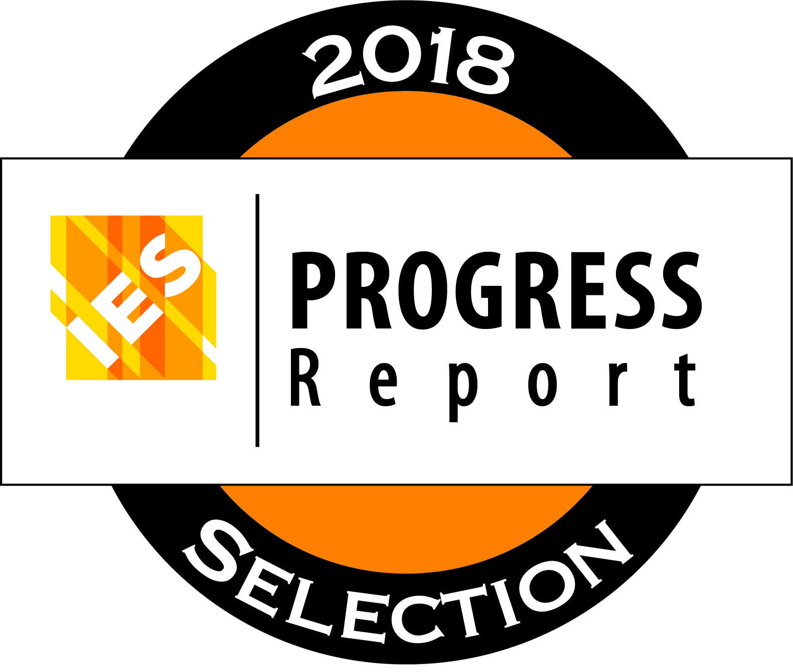 IES Progress Report Seal