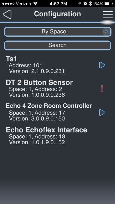 Echo Devices Space