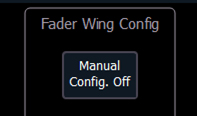 Fader Wings Config