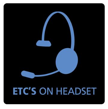 ETC On Headset Logo
